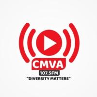 Logo de la radio CMVA 107.5FM