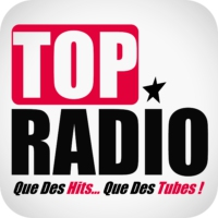 Logo of radio station Top Radio FR
