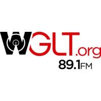 Logo of radio station WGLT 89.1 FM