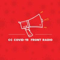 Logo of radio station CCC Front Radio