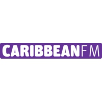 Logo of radio station CaribbeanFM