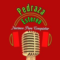 Logo of radio station Pedraza Estereo