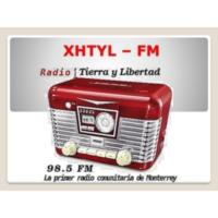 Logo of radio station XHTYL 98.5 FM Radio TYL