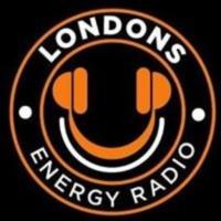 Logo of radio station LondonsEnergyRadio