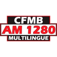 Logo de la radio CFMB AM 1280
