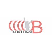 Logo of radio station Onda Brava