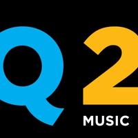Logo of radio station WQXR Q2 Music