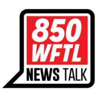Logo of radio station 850 WFTL