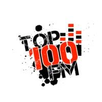 Logo de la radio top100.FM