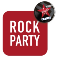 Logo de la radio Virgin Radio Rock Party
