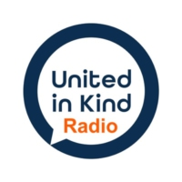 Logo of radio station UnitedInKind Radio