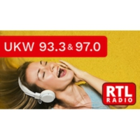 Logo of radio station RTL – Deutschlands Hit-Radio 93.3 – 97.0