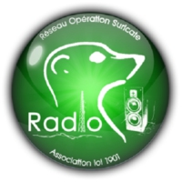 Logo of radio station OPS RADIO
