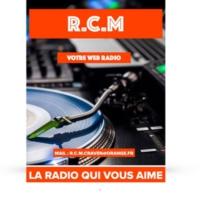Logo of radio station radio craven music R.C.M