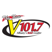 Logo de la radio WQVE V 101.7