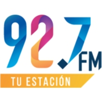 Logo of radio station XHRTA Tu Estación 92.7 FM
