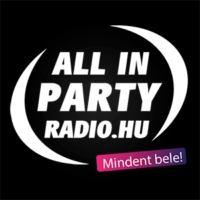 Logo of radio station All In PartyRadio