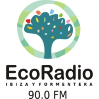 Logo of radio station Ecoradio