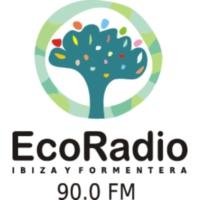 Logo of radio station Ecoradio