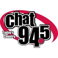 Logo of radio station CHAT 94.5 FM