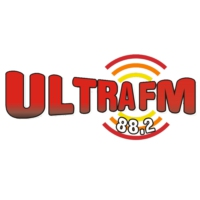 Logo of radio station Ultra FM