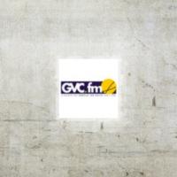 Logo de la radio GVC FM 106.1 FM Cachoeira do Sul, RS