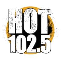 Logo of radio station KTCZ-HD3 Hot 102.5
