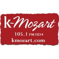 Logo de la radio KMZT K-Mozart 105.1
