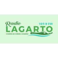 Logo de la radio XHCHZ Radio Lagarto 107.9