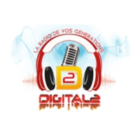 Logo of radio station DIGITAL 2