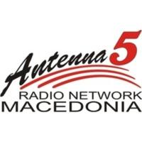 Logo of radio station Antenna5 Radio Network