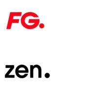 Logo of radio station FG Zen