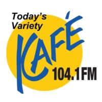 Logo de la radio KAFE 104.1