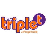Logo of radio station Triple T