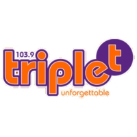 Logo of radio station Triple T