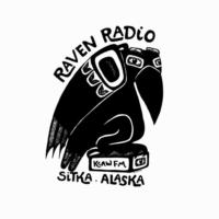 Logo of radio station KCAW Raven Radio
