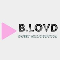 Logo of radio station B.LOVD