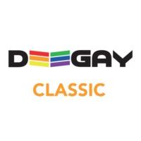 Logo of radio station DeeGay Classic