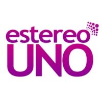 Logo of radio station Estereo Uno