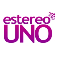 Logo of radio station Estereo Uno