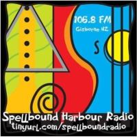 Logo of radio station Spellbound Radio 106.8 FM