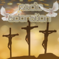 Logo of radio station Radio Adoration