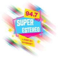 Logo de la radio Super Estereo 94.7 HD
