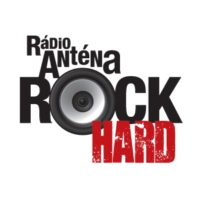 Logo de la radio Rádio Anténa - Rock Hard