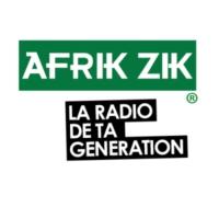 Logo de la radio AFRIK ZIK