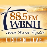 Logo de la radio WBNH 88.5 FM - Good News Radio
