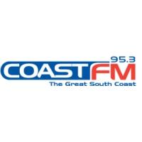 Logo of radio station Coast FM 95.3