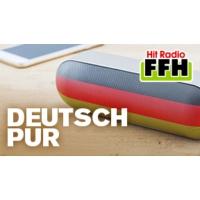 Logo of radio station FFH DEUTSCH PUR