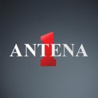 Logo de la radio Antena 1 - São Paulo
