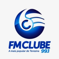 Logo de la radio FM Clube Teresina